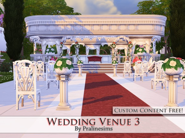 Pralinesims' Wedding Venue 3