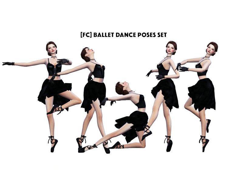 Sims 4 ballet mod download