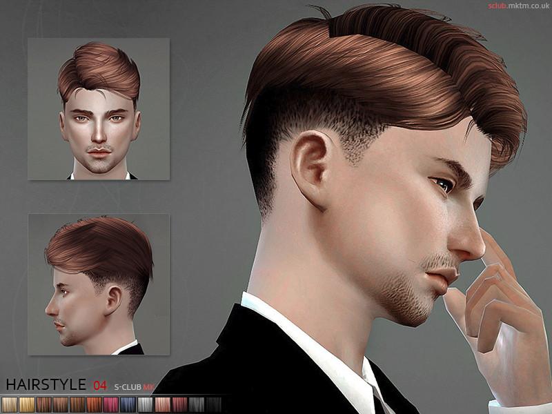 S Club Mk Ts4 Hair N4