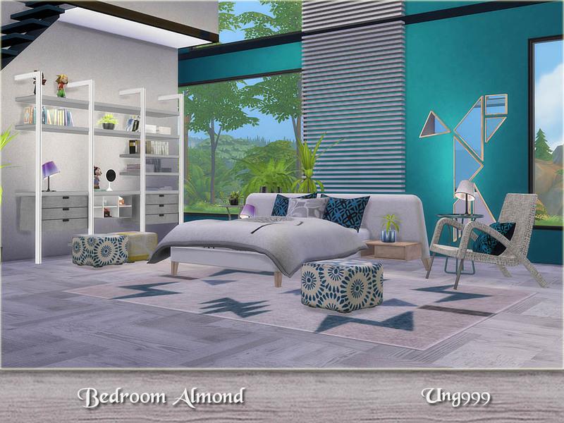 Ung999 S Bedroom Almond