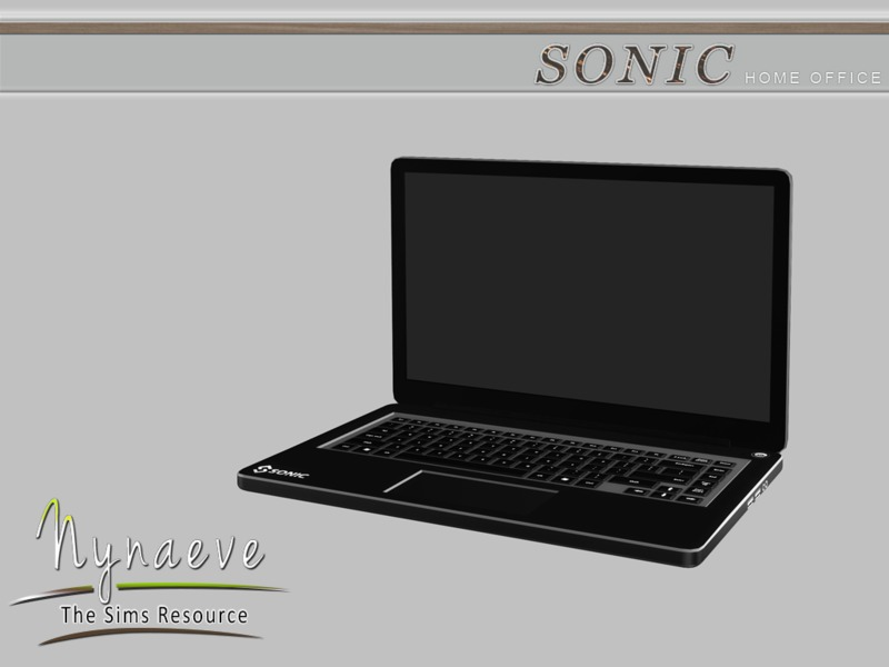 Nynaevedesign S Sonic Laptop