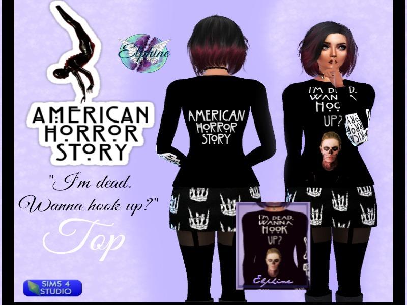 american horror story wanna hook up