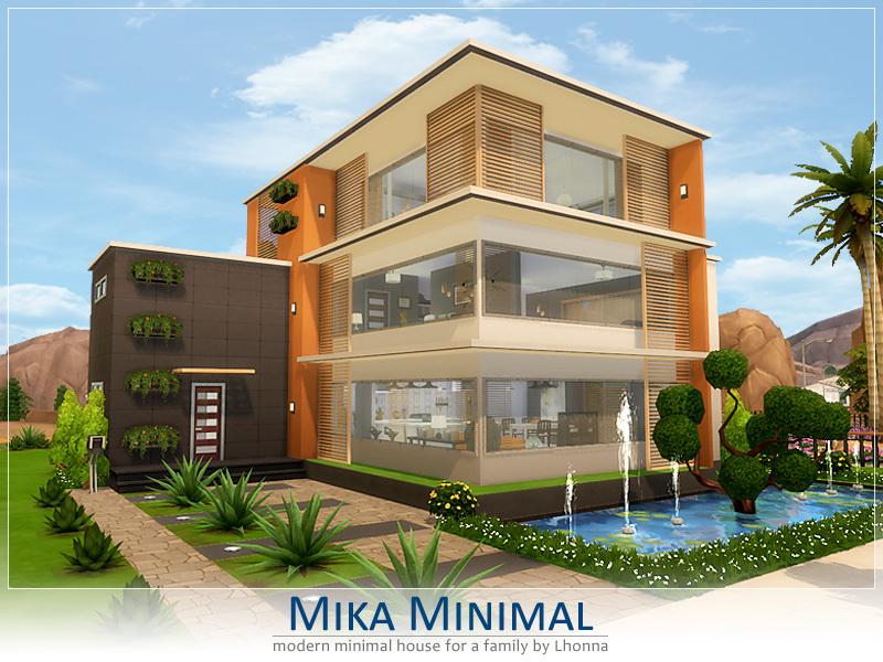 Lhonna S Mika Minimal
