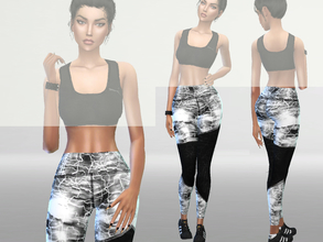 861f7d212 Sims 4 Clothing sets - 'sport'