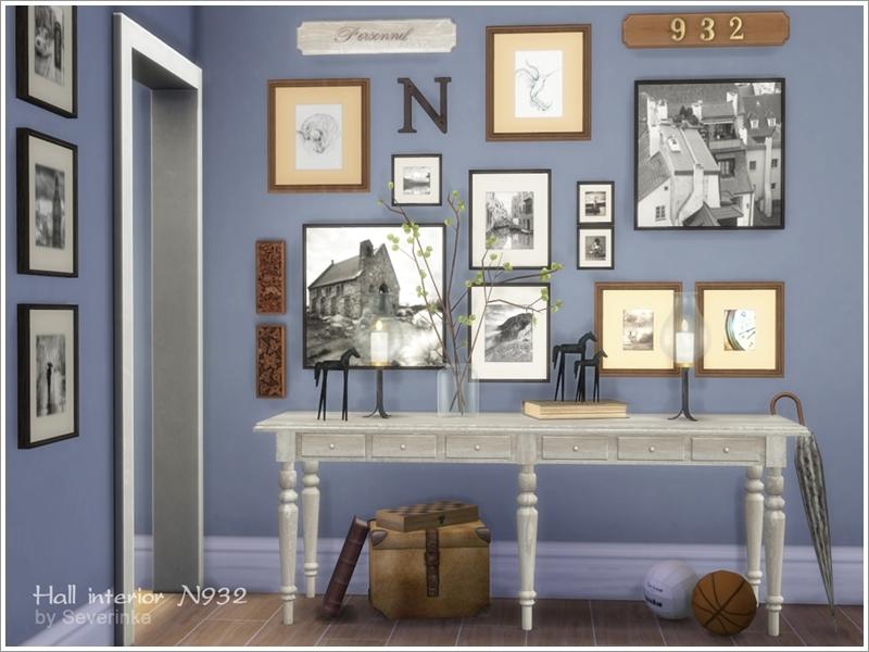 Severinka S Hall Interior N932