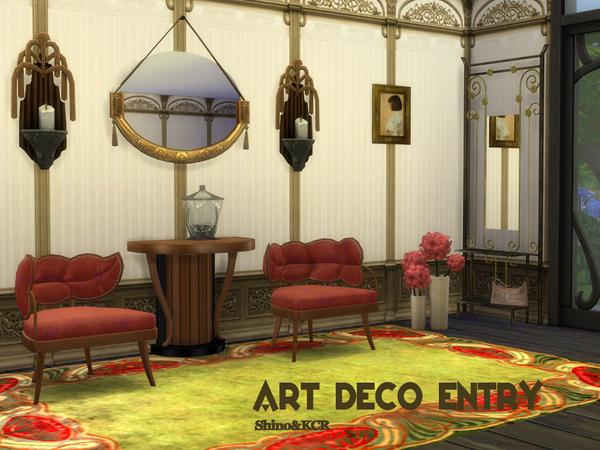 Shinokcr S Art Deco Entry