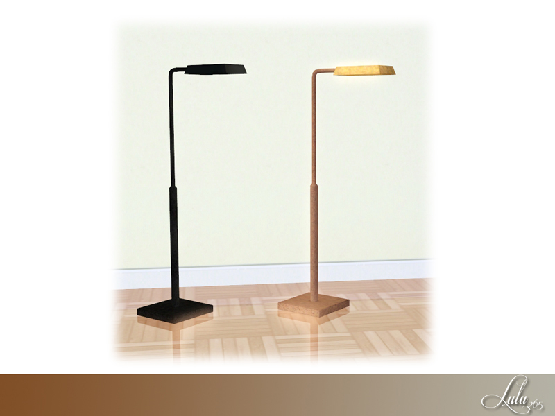 Lulu26539s eclectic living room floor lamp for Living belize 3 light floor lamp