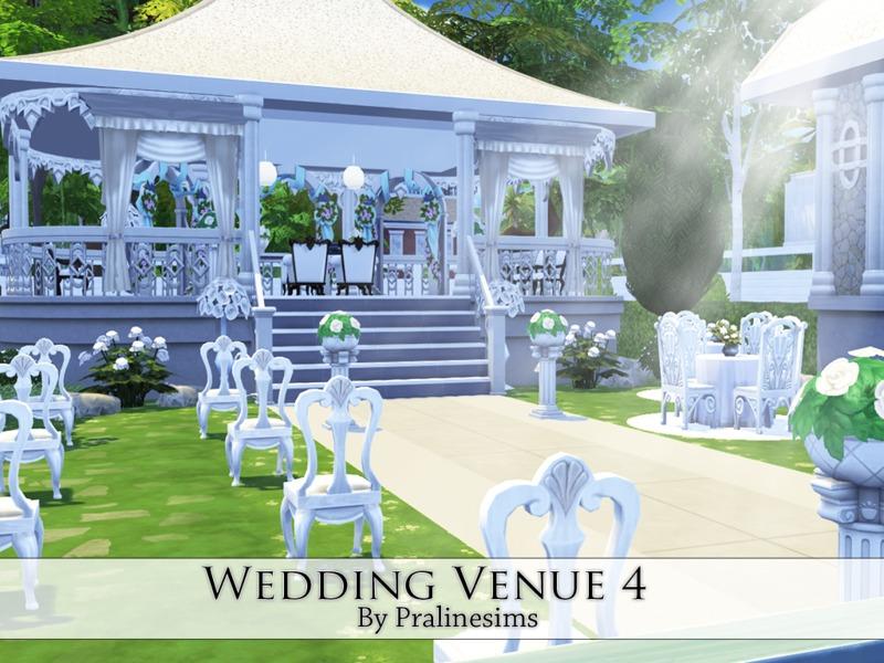 Pralinesims' Wedding Venue 4