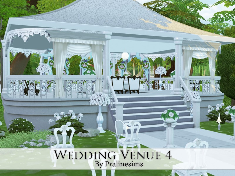 Pralinesims' Wedding Venue 4