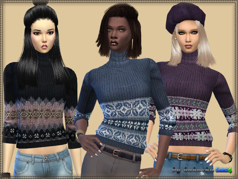 bukovka's Sweater Turtleneck