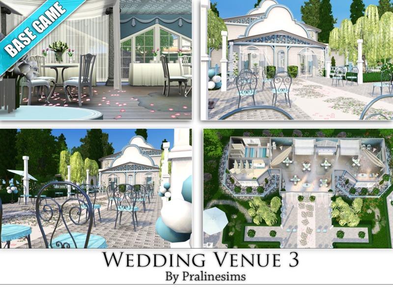 Pralinesims' Wedding Venue 3