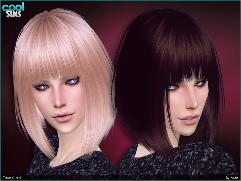 Anto Citric Hair Fixed