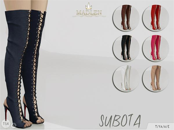 Madlen Subota Boots