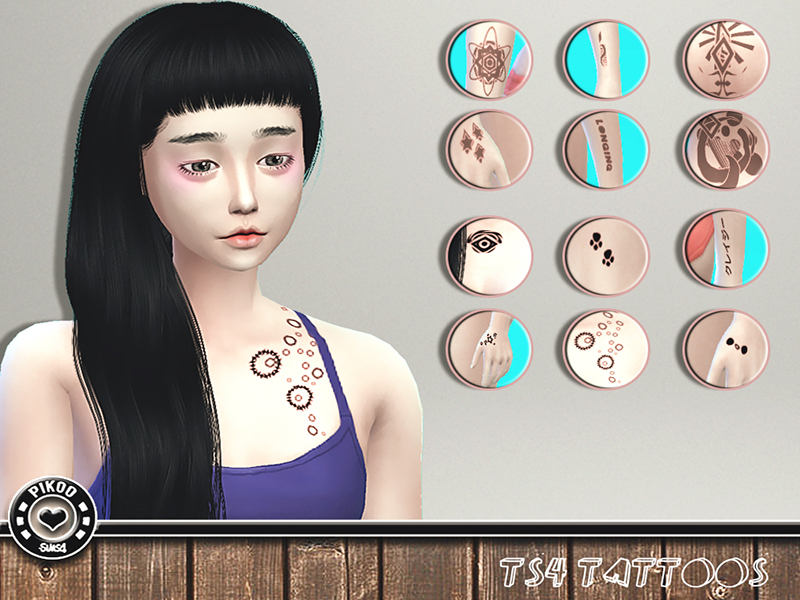 TS4 CAS Mesh Tools by CmarNYC at Mod The Sims » Sims 4 Updates