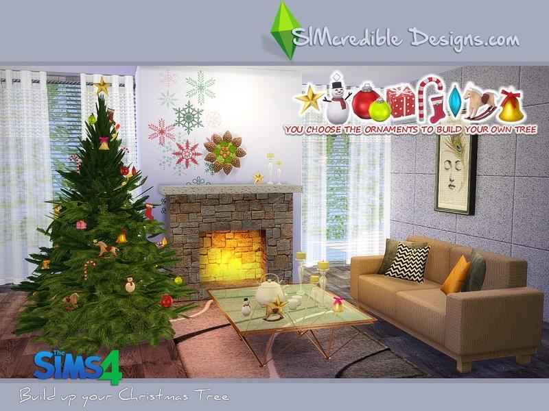SIMcredible!'s Build up your Christmas tree