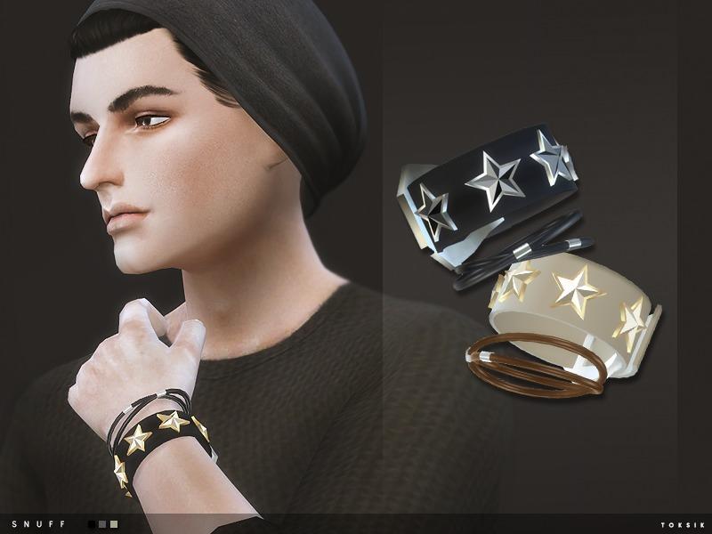 Toksik Snuff Wristbands