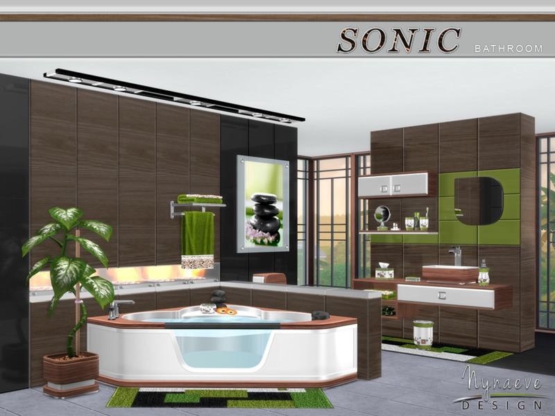 Nynaevedesign s sonic bathroom
