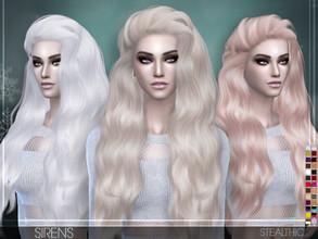Волосы для симс 4