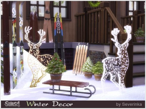 Предметы для Новогодних и Рождественских праздников W-600h-450-2668013
