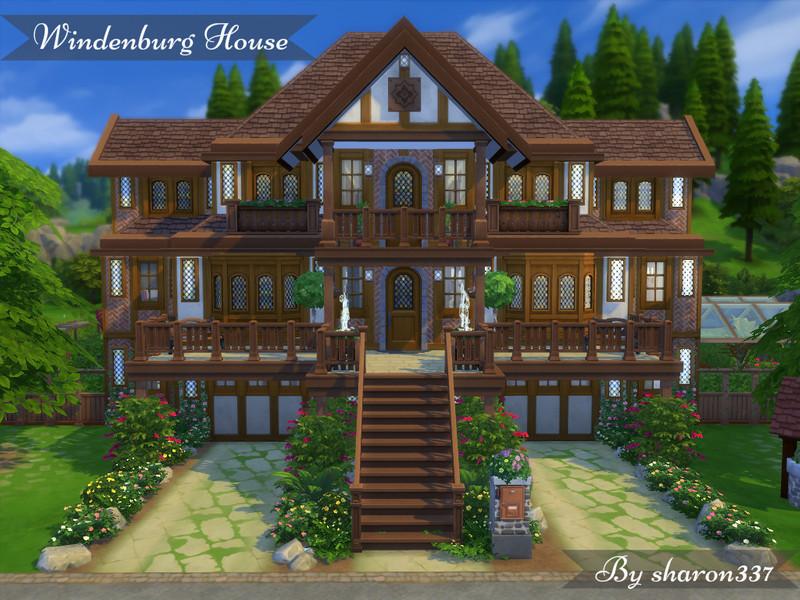 Sharon337s windenburg house