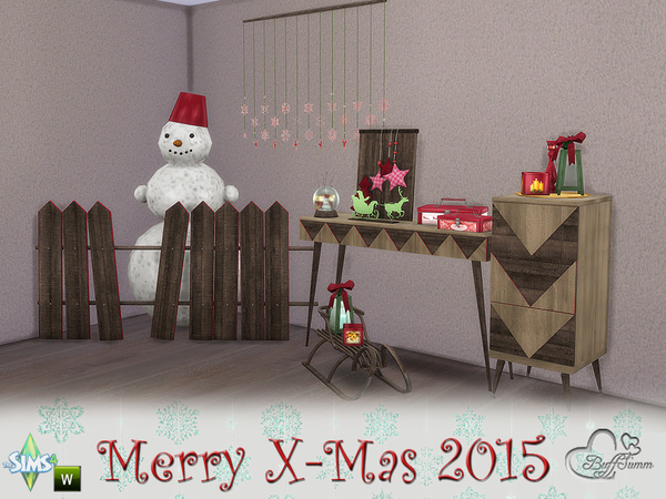 Предметы для Новогодних и Рождественских праздников W-600h-450-2669432
