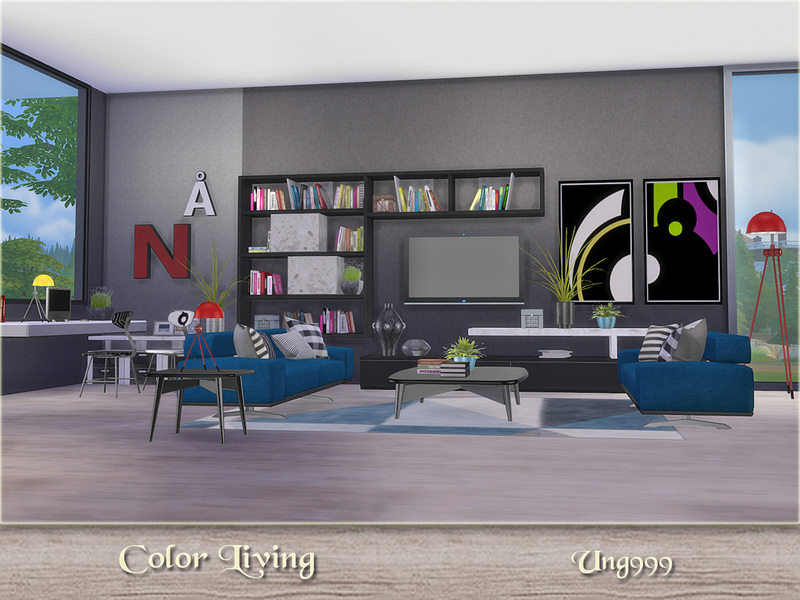 Ung999 S Black White Living: Ung999's Color Living