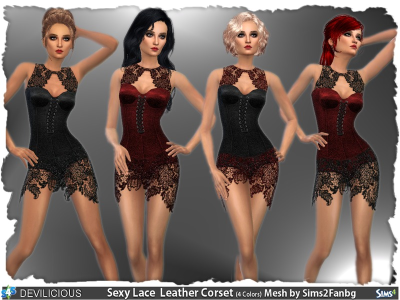 Los sims 3 sexy clothing