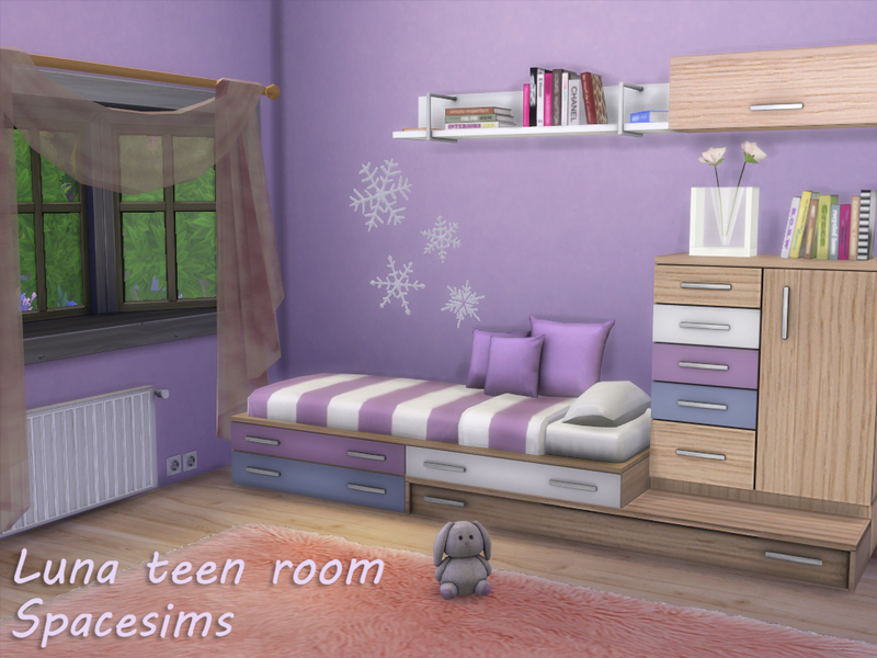 The Sims  Tumblr Room