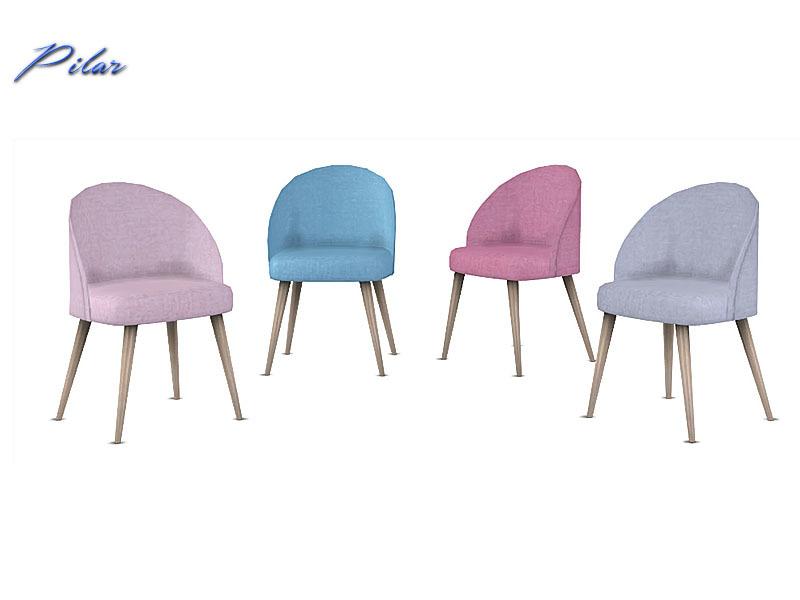 Pilar's Fashion ChairDesk