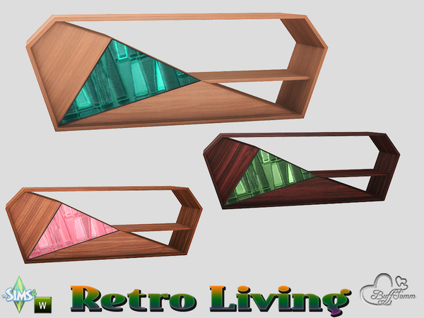 buffsumm 39 s retro living tv board. Black Bedroom Furniture Sets. Home Design Ideas