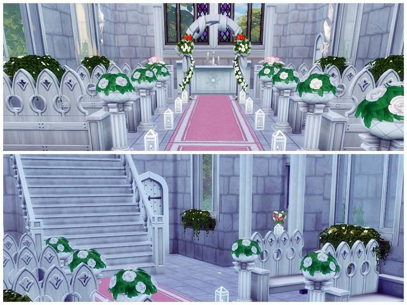 Arelien's Perfect Wedding Chapel