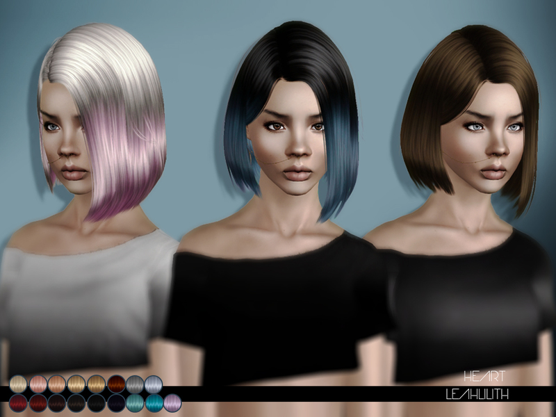 How To Get Free Subscription On The Sims Resource Hair - linoalimited