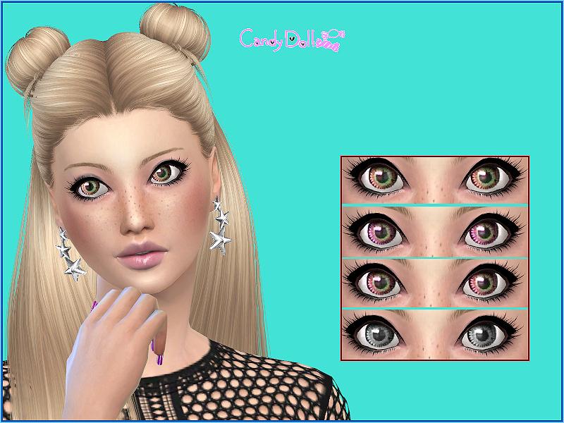 Candydolluks Candydoll Babydoll Eyes