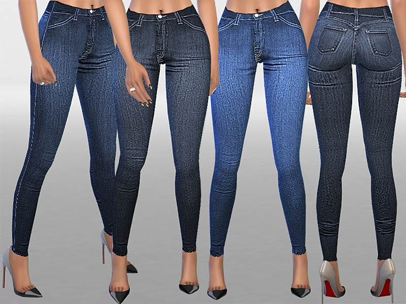 the best high waisted skinny jeans - Jean Yu Beauty