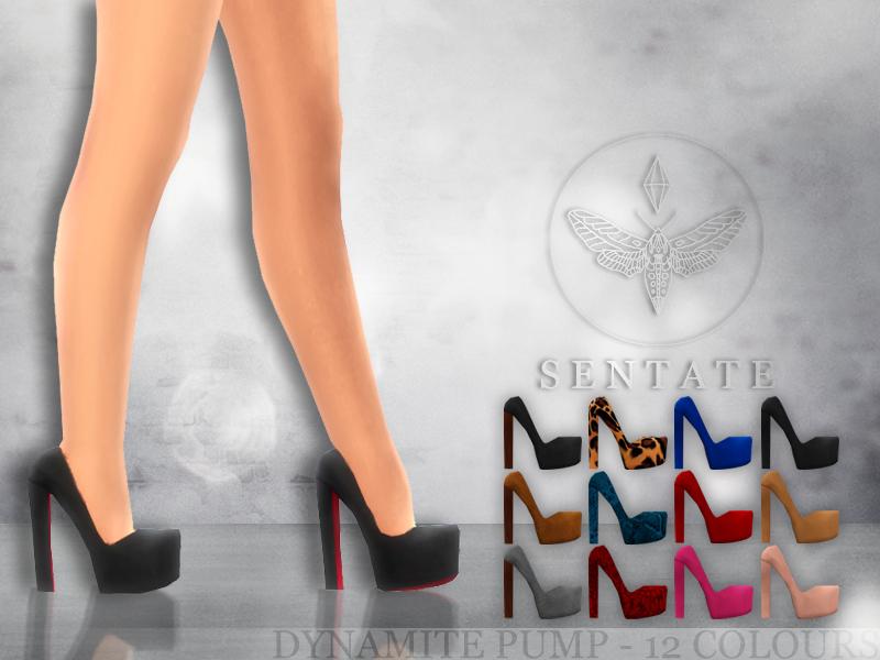 Cm Male Heels Shoes
