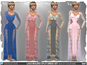 Sims 4 Downloads Dress