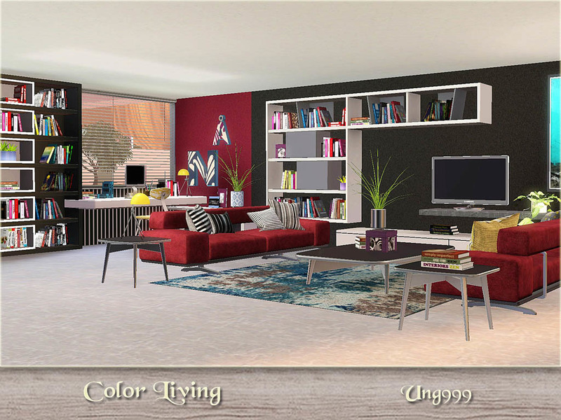 ung999\'s Color Living