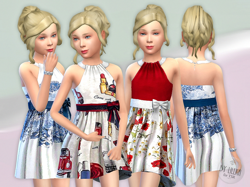 Sims  Kid Clothes For Free
