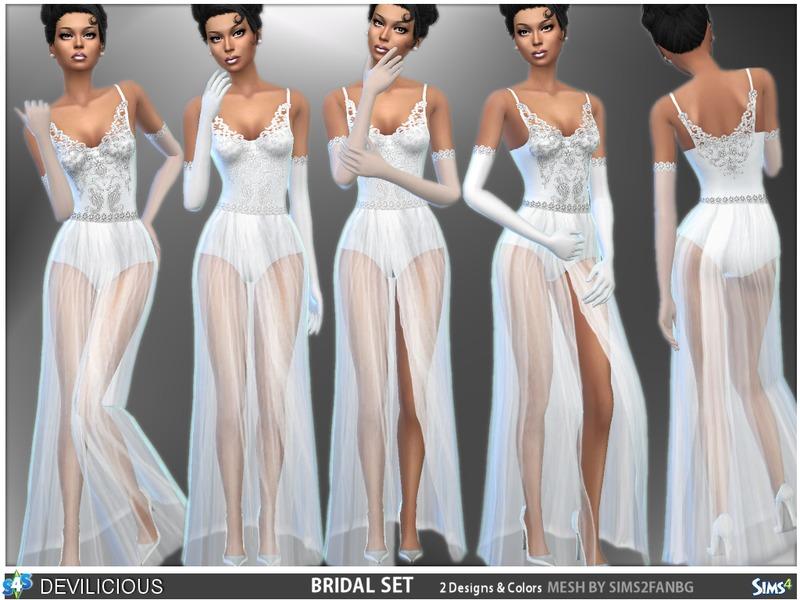 Формальная одежда, свадебные наряды - Страница 4 W-800h-600-2678803