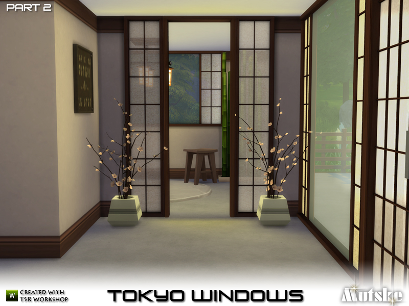 Mutske S Tokyo Windows Doors And More