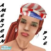 Sims 1 — American Pie - Carmen by MaskedRaider — Carmen is sweet and animated, her favourtie hobbies include swimming and