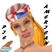 Sims 1 — American Pie - Fiona by MaskedRaider — Fiona. Fast, flirtatious, fun fiona. What more is there to say? She loves