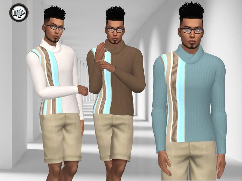 MartyP's MP Simple Male Sweatshirt N1