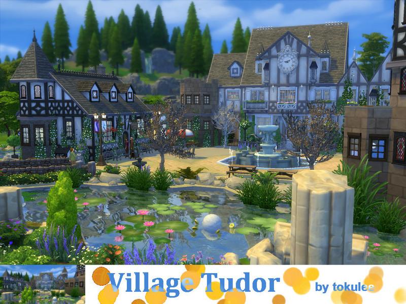 Leetoku S Village Tudor