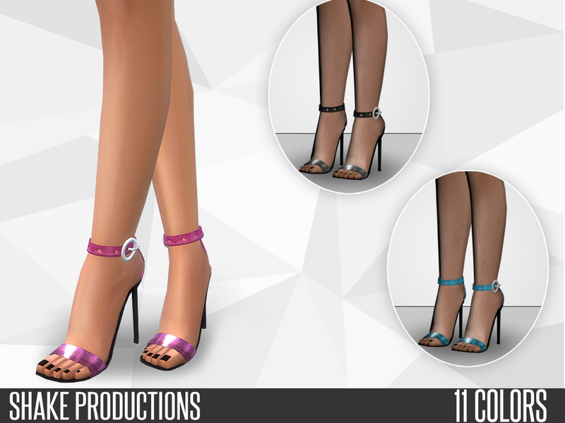 ShakeProductions' Shake Productions High Heels 49