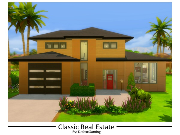 Defoxx 39 s classic real estate for Classic homes realty
