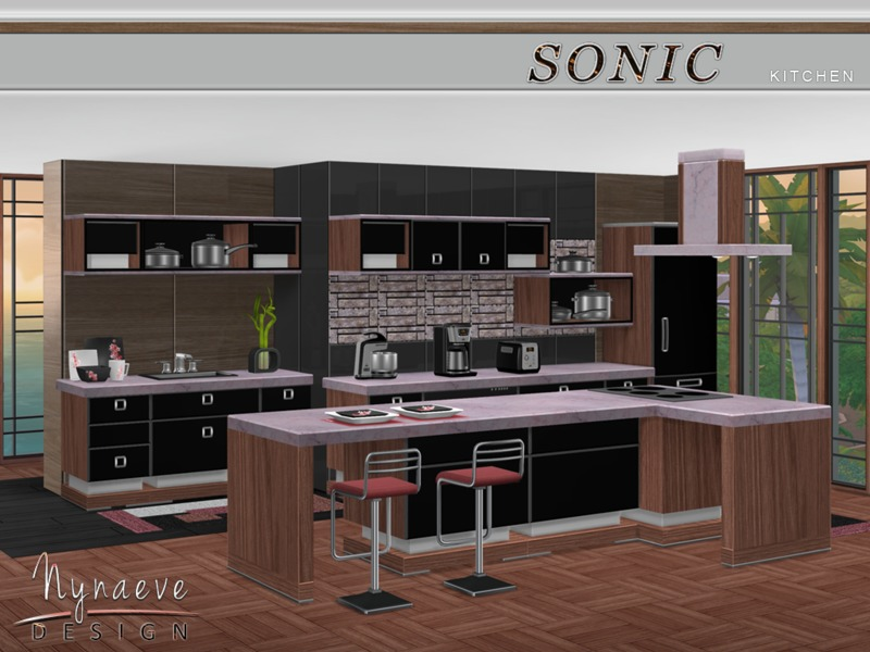 Nynaevedesign S Sonic Kitchen