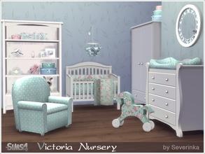 Sims 4 Nursery Sets