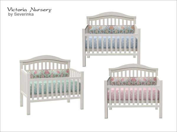Severinka S Victorianursery Baby Crib