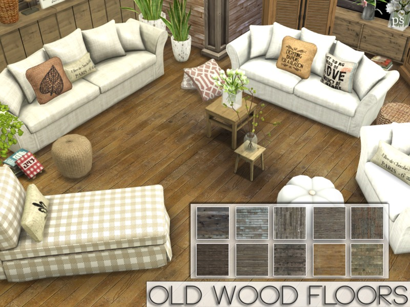 sims 4 how to put floor
